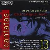 Bach;Cantatas Vol.13