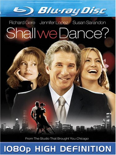 Cover art for  Shall We Dance? [Blu-ray]