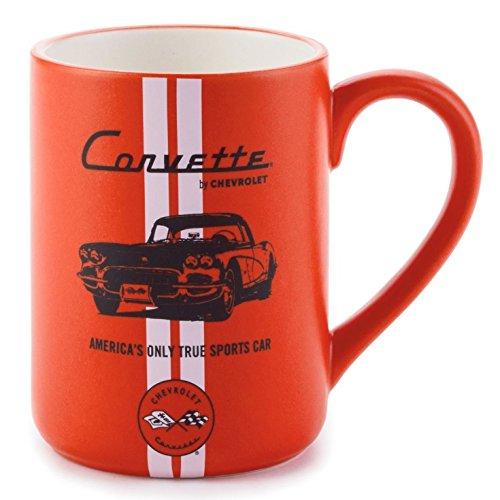 Hallmark Chevrolet Corvette Car Coffee Mug Mugs Birthday Transportation (Hallmark Coffee Cups compare prices)
