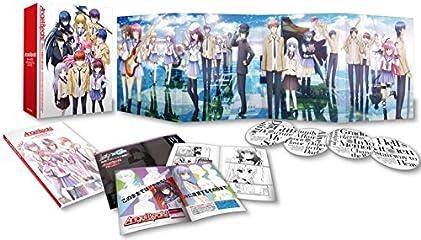 Angel Beats! Blu-ray BOX �ڴ������������ǡ�