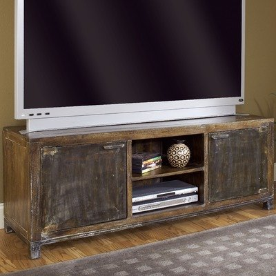 Cheap Farmhouse Distressed TV Stand (5M4750)