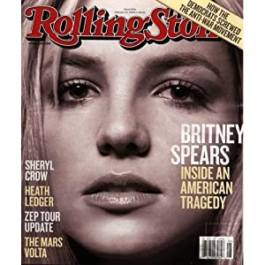 Amazon.com: Rolling Stone Magazine Britney Spears Issue 1046ls-magazine