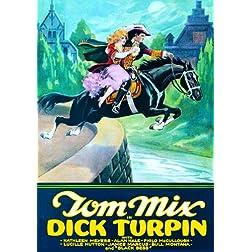 Dick Turpin (Silent)