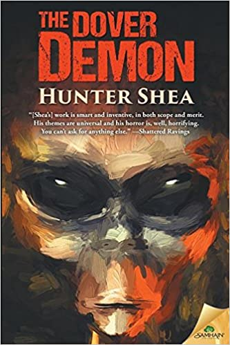 {Book Tour Review + Giveaway} The Dover Demon by Hunter Shea
