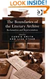 The Boundaries of the Literary Archive: Reclamation and Representation