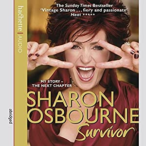 Sharon Osbourne Audiobook