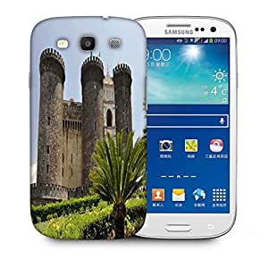 Snoogg Tower Palace Designer Protective Phone Back Case Cover For Samsung Galaxy S3