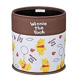 ナポレックス(NAPOLEX) ゴミ箱 ディズニー・カーグッズ ダストバケット Pooh PH-158