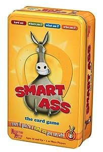 Smart Ass Booster / Card Game Tin
