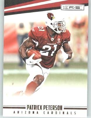 2012 Panini Rookies and Stars Football Card #4 Patrick Peterson - Arizona Cardinals (NFL Trading Card)
