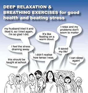 Deep relaxation and breathing exercises for good health and beating stress robert for Wish garden deep lung