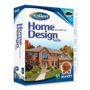 Punch home landscape design suite ng2 pc software for Punch home landscape design for mac