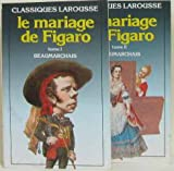 Le Mariage De Figaro Tome II (Vol 2) (French Edition) (2038700141) by Beaumarchais