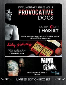 Documentary Series Vol. 1: Provocative Docs