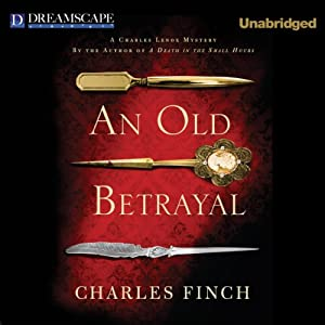 An Old Betrayal Audiobook