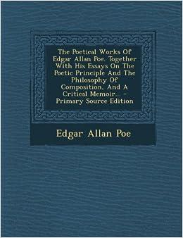 Edgar allan poe poetic principle essay