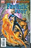 img - for Secret Invasion Fantastic Four # 1 (of 3) SI comic book / textbook / text book