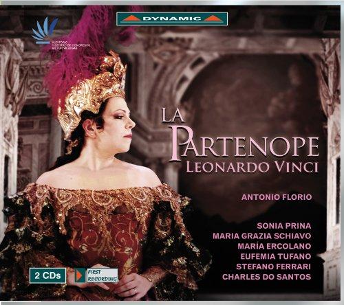 La Parténope - Vinci - CD