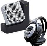 Samson Go Mic Direct - portables USB Kondensator Mikrofon + KEEPDRUM Kopfhörer