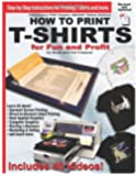 How to Print T-Shirts for Fun and Profit!