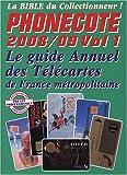 echange, troc Jean-Luc Gosse - Phonecote : Télécartes Catalogue de cotes