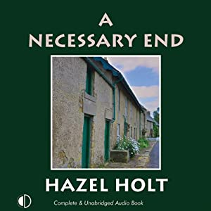 A Necessary End | [Hazel Holt]