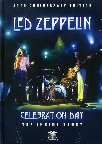 Led Zeppelin - Celebration Day (2 Dvd+Libro)