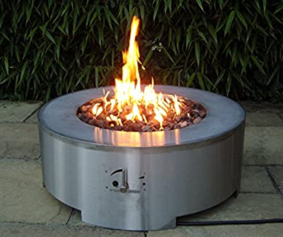 Gas Fire Pit with Table, 18kw OGD030