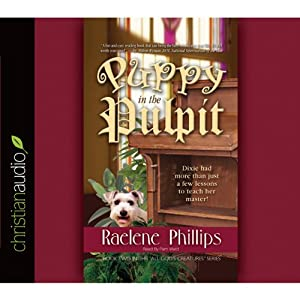 The Puppy in the Pulpit | [Raelene Phillips]