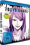 Tokyo Ghoul - Vol. 4 [Blu-ray]