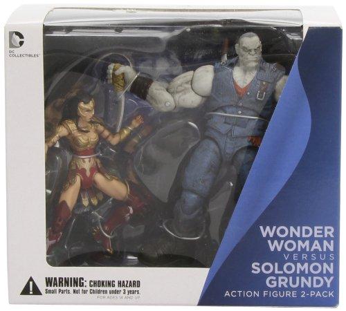 Injustice: Wonder Woman vs. Solomon Grundy