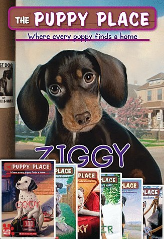 Puppy Place 15 Book Set By Ellen Miles Includes Ziggy, Bandit, Rocky, Teddy, Oscar, Molly, Gizmo, Zipper, Patches, Pugsley, Princess, Bear, Cody, Mutely and Chewy & Chica (Puppy Place Bear compare prices)