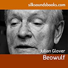 Beowulf Audiobook by Julian Glover Narrated by Julian Glover