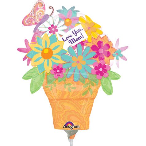 Mom Flower Pot Mini Shape