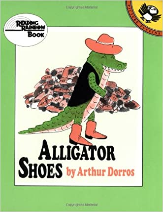 Alligator Shoes (Picture Puffin Books)