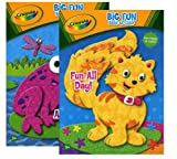 ISBN 9781403792532 product image for CRAYOLA Coloring Book Pack of 36 | upcitemdb.com