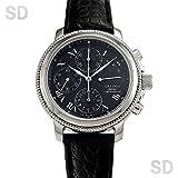 [セイコー]SEIKO腕時計 クレドール クロノグラフ ブラック Ref: メンズ [中古] [並行輸入品]