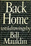 Back Home (0891908560) by Mauldin, Bill