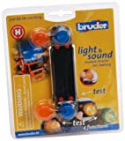 Toy - Bruder 2801 - Light and Sound Modul