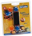 Bruder 02801 - Zubeh�r: Light& Sound...