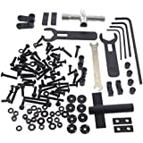 HPI 1/10 Blitz 130 PIECE SCREW KIT, TOOLS, SHOCK PISTONS, SERVO MOUNTS & SPACERS