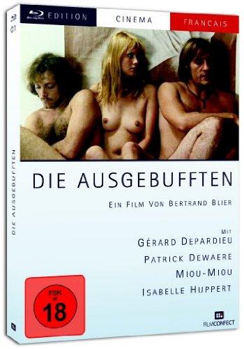 Die Ausgebufften - Edition Cinema Francais [Blu-ray]