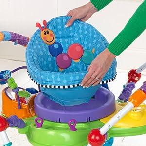 baby einstein musical motion activity jumper manual