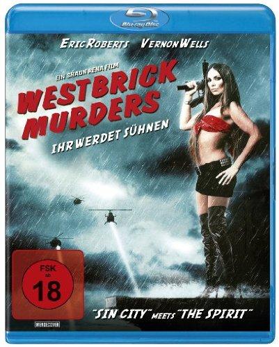 Westbrick Murders - Ihr werdet sühnen [Blu-ray]