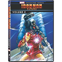 Marvel Anime: Ironman - Season 01 - Vol. 2