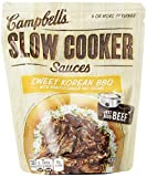 Campbell's Slow Cooker Sauces 6 Flavor Variety Pack, 13 Ounce (Pack of 6)