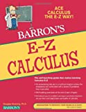 E-Z Calculus (Barron's E-Z Series)