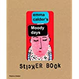 Emma Calder's Moody Days Sticker Bookby Emma Calder