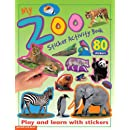 My Zoo Sticker Activity Book: Play and Learn with Stickers (My Sticker Activity Books)