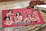 Duck Dynasty Pink Ladies 11.75-Inch x 8-Inch Cutting Board